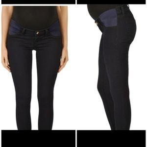 J Brand Maternity Skinny Jeans Mama J Bluebird 32